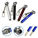 Custom Mini Tire Gauge With Key Chain, 3.35