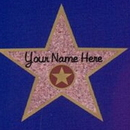 Blank Star Walk Of Fame Peal And Place