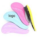 Custom Plastic Hair Brush, 7 1/10