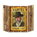 Custom Wanted Poster Photo Prop, 37