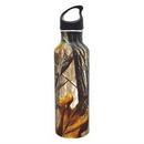 Custom 25oz Aluminum Bottle, Cutom Logo Water Bottle, Sports Bottle, Travel Bottle, Coffee Bottle, 8.5