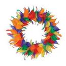 Custom Feather Wreath, 8