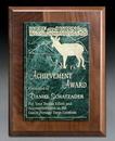 Custom Determination Marble Plaque (9
