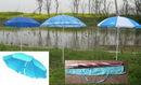 Custom Beach Umbrella, 60