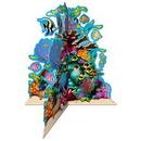 Custom 3-D Coral Reef Centerpiece, 10