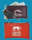 Custom Scuba Mini Wallet Coin Bag (4 Color Process), 5
