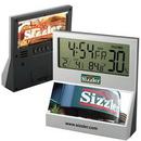 Custom SpectraprintLCD Desk Clock, 5 1/2