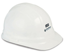Custom Pad Press Imprinted OSHA Certified Hard Hat