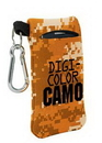 Custom Small Size Digi Color Camo Mobile Accessory Holder