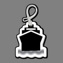 Custom Ship (Front) Bag Tag