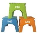 Custom Folding Step Stool