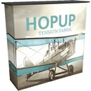 Custom Hopup Counter & Tension Fabric Graphic, 41.75