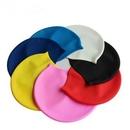 Custom Silicone Solid Swim Cap, 8.75