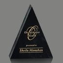 Custom Black Genuine Marble Hastings Award (7