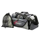 Custom The Urban Gym Bag - Grey, 21.0