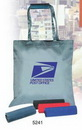 Custom Nylon Foldable Roll Tote Bag (Screened)