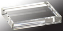 Custom Crystal Rectangle Paperweight, 4