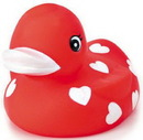 Custom Rubber True Love Duck, 3 3/4