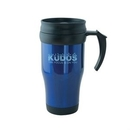 Custom The Everyday S/S Mug - 14oz Blue, 5.0