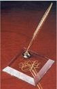 Custom George Washington Pen Set with Gold Pen
