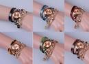 Custom Leopard Band Wrist Watch, 21.7