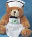 Custom Nurse's Uniform For Stuffed Animal (Small)