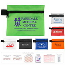 On the Go First Aid Kit #1 w/ Triple Antibiotic Ointment & Polyester Pouch