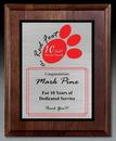 Custom Madaket Wood Plaque (9