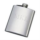 Custom 8 Oz. Stainless Steel Flask, 5
