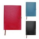 Custom Magnetic Closure PU Notebook, 5.70