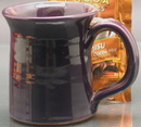 Custom Freedom Flare Coffee Mug. 10 oz. Minimum of 48. Plum., 4