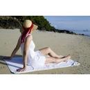 Custom Terry Loop Hemmed Promotional Beach Towel - 28