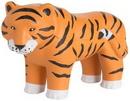 Custom Jungle Tiger Squeezies Stress Reliever, 5