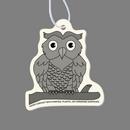 Custom Bird (Owl, Front) Paper A/F