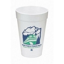 Custom 16 Oz. Beverage Foam Cup