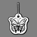 Custom Butterfly (Monarch) Zip Up