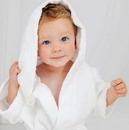 Custom Kids Hooded Microfiber Bathrobe for 7 to 10 Year Olds, 31