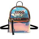 Custom PVC Hologram Backpack Bag, 7