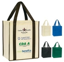 Custom Super Value Shopper Tote Bag, 13