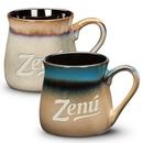 Custom Dodsworth Tavern Mug - 16oz Blue/Tan