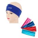 Custom Cotton Yoga Headband Hair Band, 7 13/16