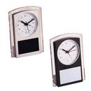Custom Self-Standing Plastic Alarm Clock, 3 7/8