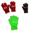 Custom Screen Texting Touchable Gloves, 8 5/8