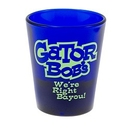 Custom 1 1/2 Oz. Colored Glass Shot Glass