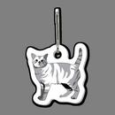 Custom Cat (Tabby) Zip Up