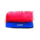 Custom Polyester Soccer Fan Wig, 22
