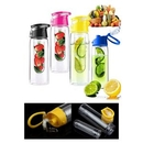 Custom Tritan Fruit Infusion Sport Water Bottle - BPA FREE, 9 1/2