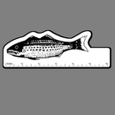 Custom Fish (Saltwater) 6 Inch Ruler