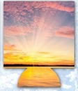 Custom Sunset 1 Sublimated Hugger, 4