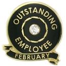 Custom Outstanding Employee - February, 7/8